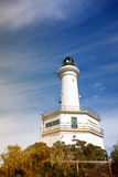 Phare au point Lonsdale Photos stock