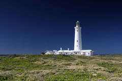 Phare blanc Image stock