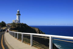 Phare Byron Bay Photographie stock