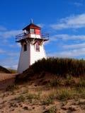 Phare d'île Prince Edouard Images libres de droits