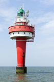 Phare d'Alte Weser Photos stock