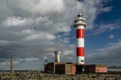 Phare d'EL Toston, Fuerteventura Image libre de droits