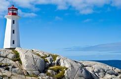 phare d'héritage de plage image libre de droits