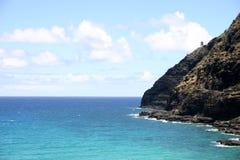 phare d'Hawaï Image libre de droits
