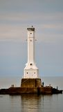 Phare d'Huron Photo stock