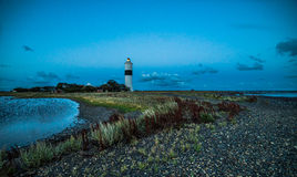 Phare d'Ottenby Images libres de droits