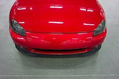 Phare d'une voiture de sport Photo stock