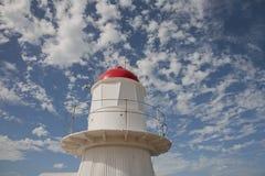 Phare dans Cooktown Image libre de droits