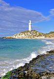 Phare de Bathurst, Australie occidentale Image libre de droits