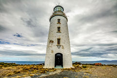 Phare de Bruny de cap Image stock