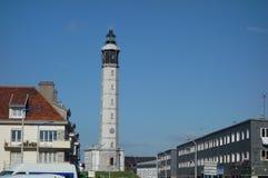 Phare de Calais lighthouse in Calais Royalty Free Stock Photo
