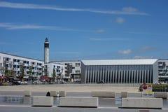 Phare de Calais lighthouse in Calais Stock Image