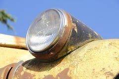 Phare de camion de vintage Image libre de droits