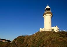 phare de cap de byron Image libre de droits