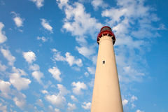 Phare de Cape May, NJ Photographie stock