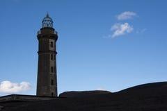 Phare de Capelinhos Images stock