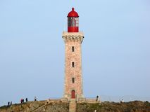 Phare de Chapeau-ours Images stock