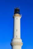 Phare de Girdleness à Aberdeen, Ecosse Images libres de droits