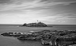 Phare de Godrevy Images stock