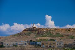 Phare de Gozo Image stock