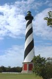 Phare de Hatteras de cap photo stock