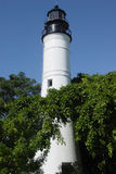 Phare de Key West Photos libres de droits