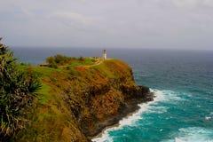 Phare de Kilauea Image libre de droits