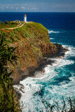 Phare de Kilauea Photo stock
