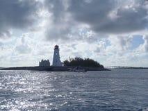 Phare de l'Atlantide Photo stock
