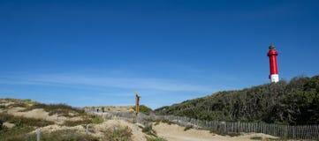 Phare de La Coubre, La Tremblade, Charente-maritime, France, UE, l'Europe images libres de droits