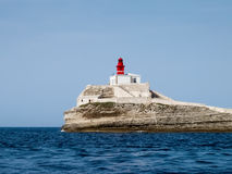 Phare de la Madonetta Stock Photography