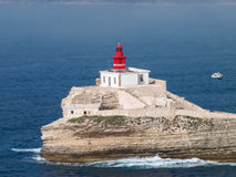 Phare de la Madonetta Stock Image