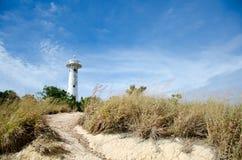 Phare de la Thaïlande d'îles de Lanta Photo stock