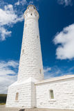 Phare de Leeuwin de cap Photo stock