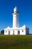 Phare de Macquarie à Sydney Image libre de droits