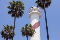 Phare de Marbella Image libre de droits