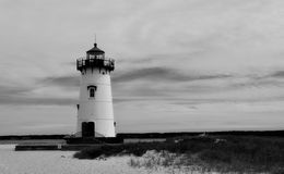 Phare de Martha's Vineyard Image libre de droits