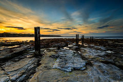 Phare de marys de St Photographie stock