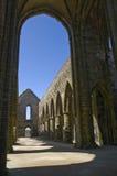 Phare de Mathieu de saint en Grande-Bretagne photographie stock