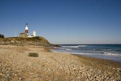 Phare de Montauk Image libre de droits