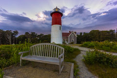 Phare de Nauset Photos stock