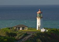 Phare de point de Kilauea Images stock