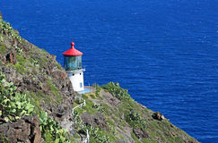 Phare de point de Makapu'u Photos stock