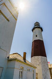 Phare de point de Montauk Photos libres de droits