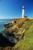 Phare de point de Pidgeon Photo libre de droits