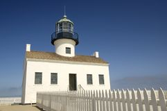 Phare de Point Loma Image stock