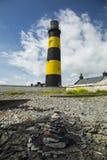 Phare de point de St Johns image libre de droits
