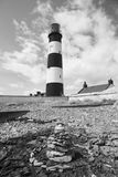 Phare de point de St Johns photo stock