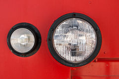 Phare de pompe à incendie Image stock