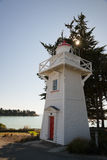 Phare de port de Timaru images stock